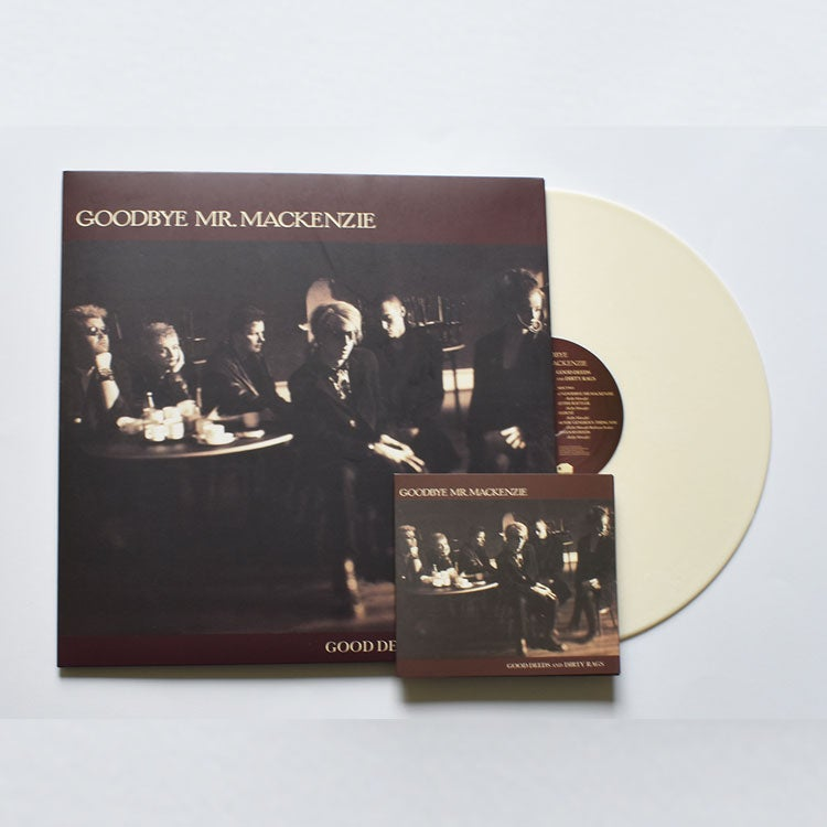 Image of Good Deeds and Dirty Rags CD and Vinyl Bundle (Remastered album)