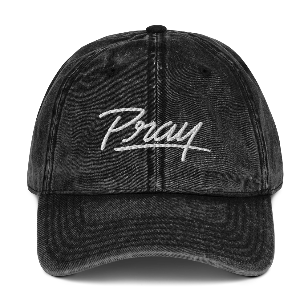 Image of Pray Dad Hat