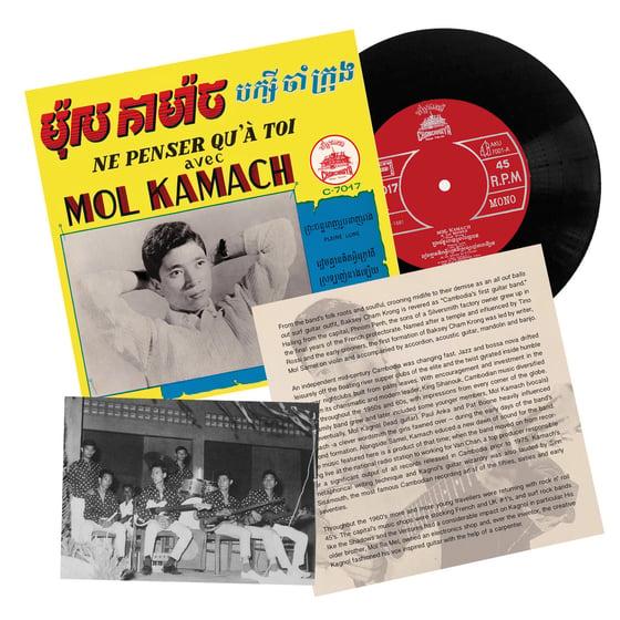 Image of Mol Kamah - Ne Penser Qu'à Toi (AKU7001)