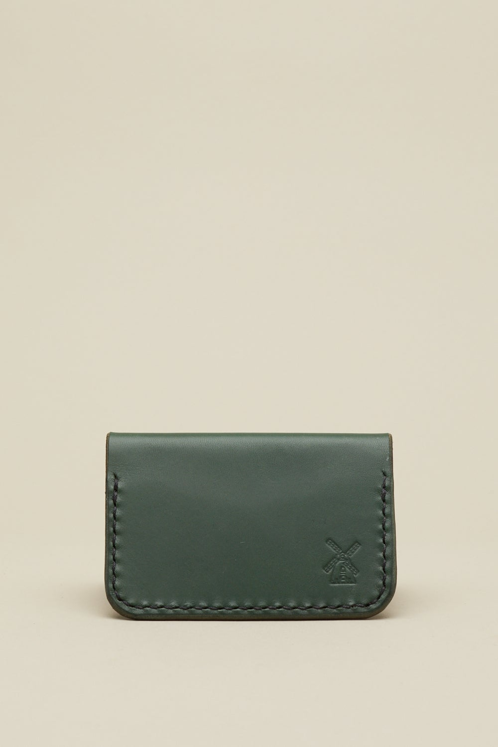 Image of Fold Wallet in Racing Green