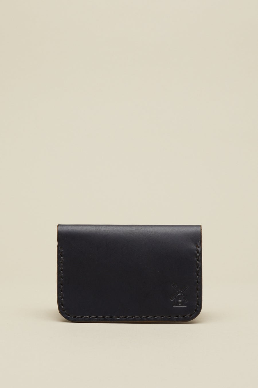 Image of Fold Wallet in Navy