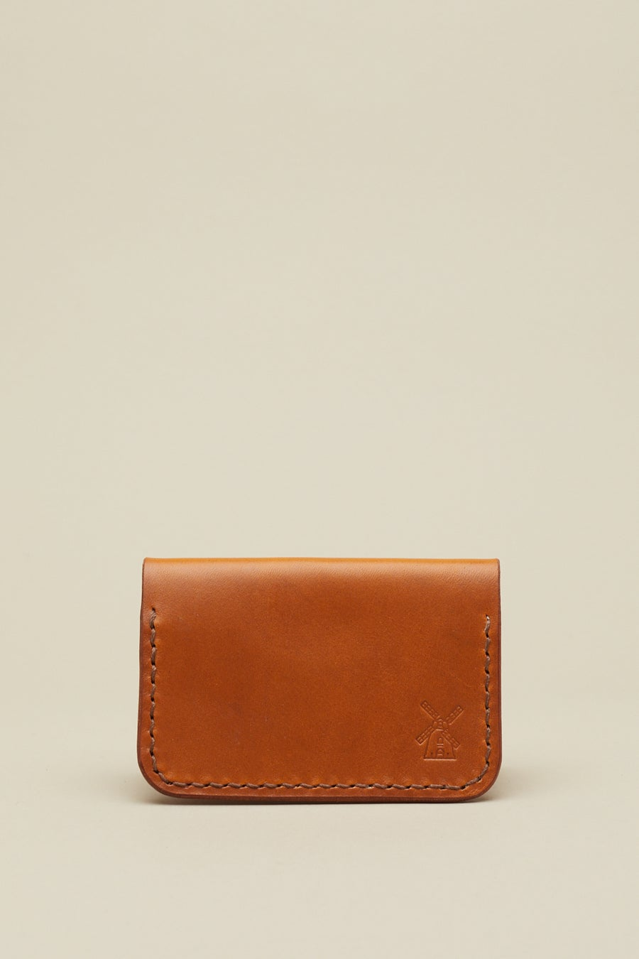Image of Fold Wallet in Tan