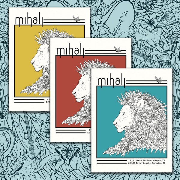 Image of Mihali - CT posters
