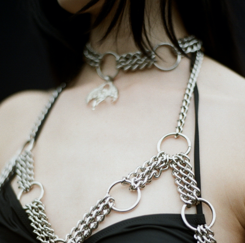 Image of HELLS ANGEL CHOKER
