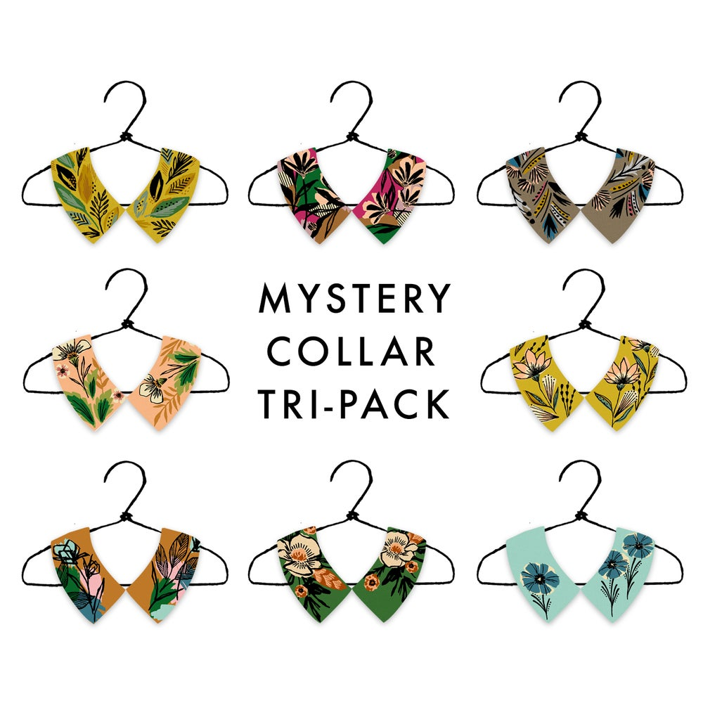 Image of Mystery Collar tri-pack