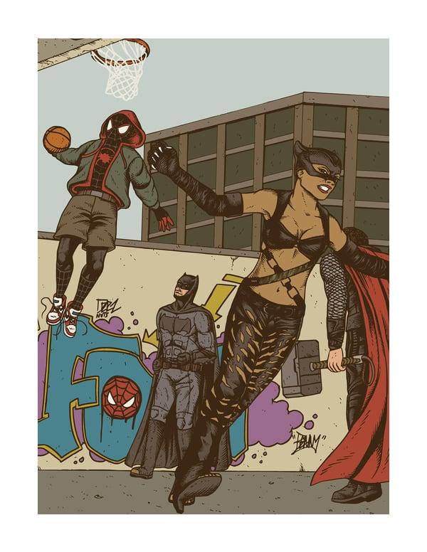 Image of MAOT Superheroes
