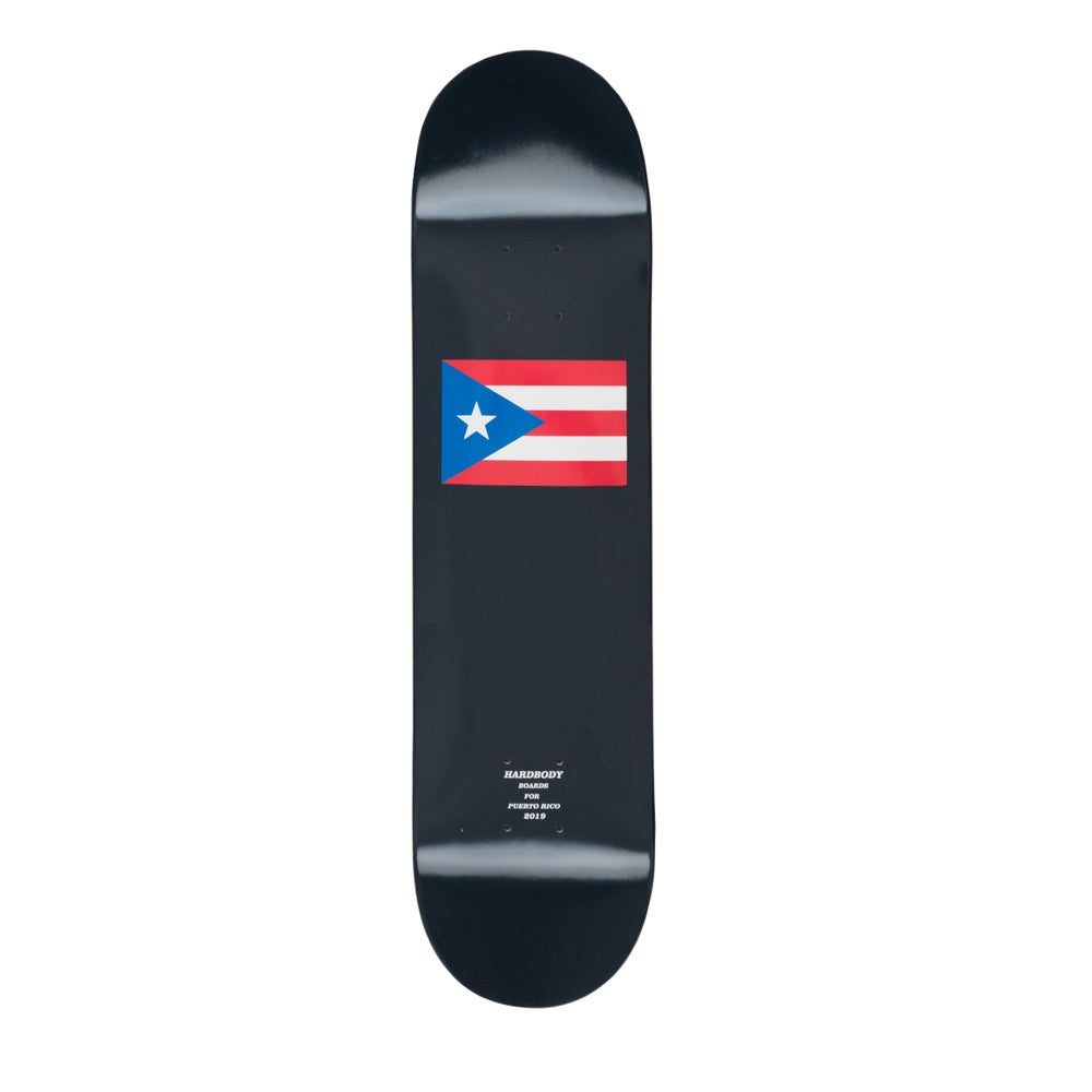 Image of HARDBODY BOARDS FOR PUERTO RICO DECK 2019