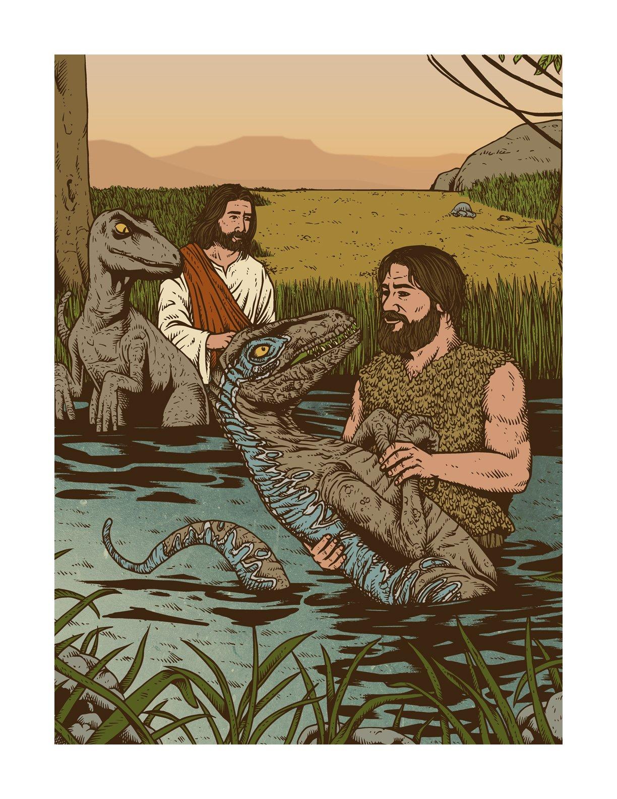 Image of MAOT Raptors Redemption