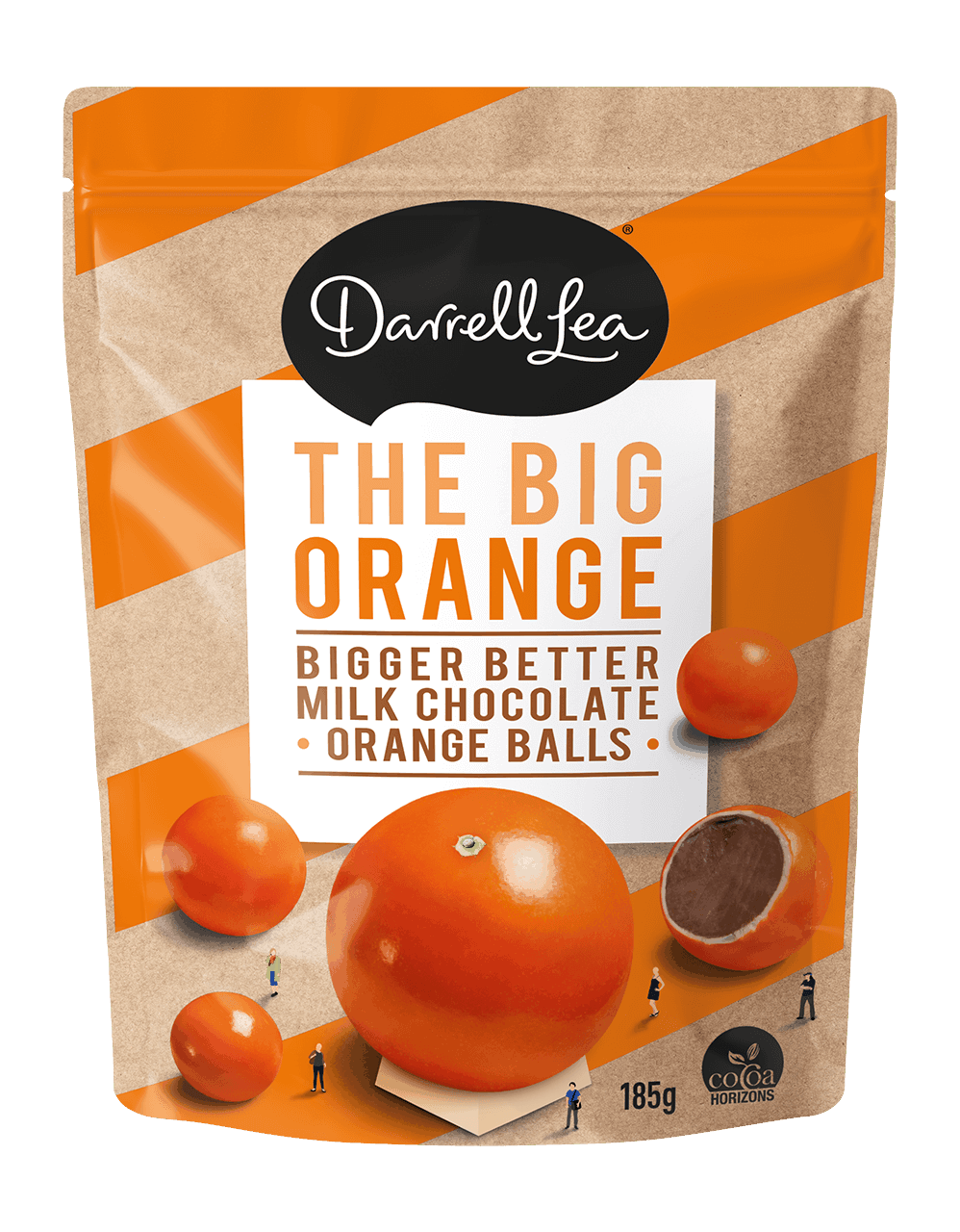 Image of The Big Orange CHOCOLATE BITES 160g