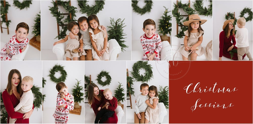 Image of Christmas Sessions