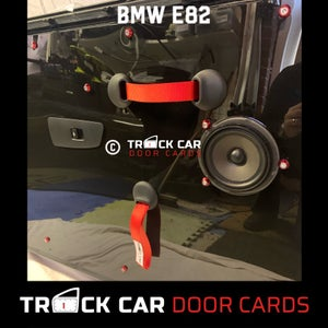 Image of BMW E82 Track Car Door Cards