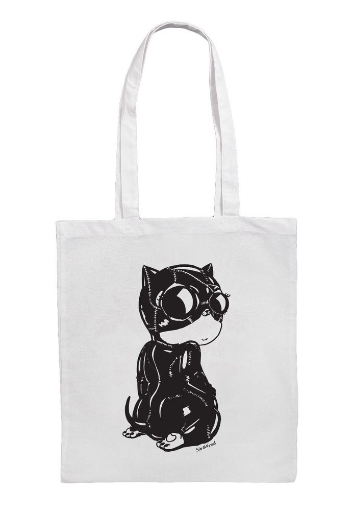 Image of Latex Pussy Tote Bag & Backpack