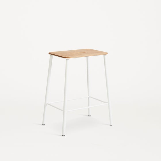 Image of Adam stool H50 by Frama