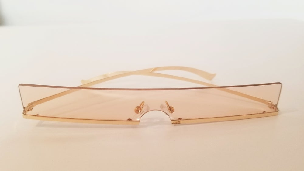 Image of The Rectangular (Cinammon Pink), Reduced Price, only a few left