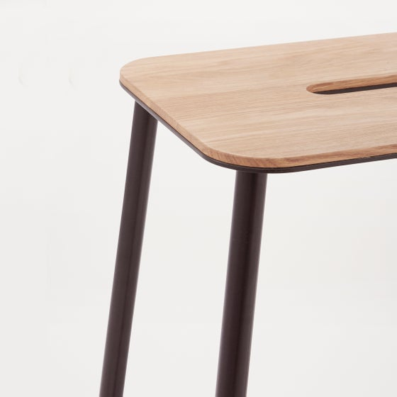Image of Adam Stool H65 by Frama