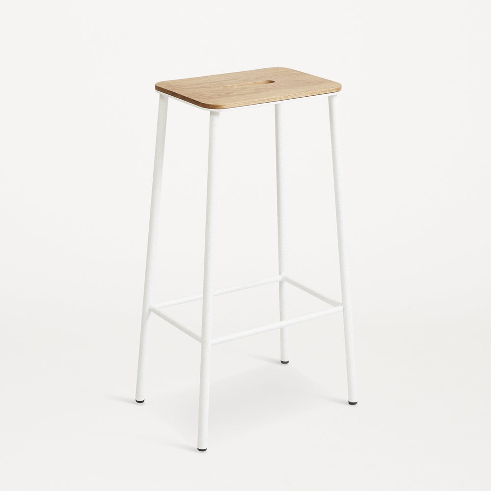 Image of Adam Stool H76 by Frama