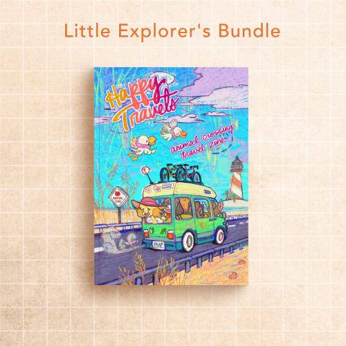 Image of Little Explorer's Bundle - Physical copy