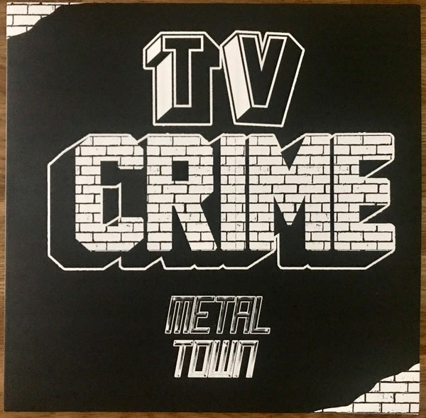 Image of Metal Town LP
