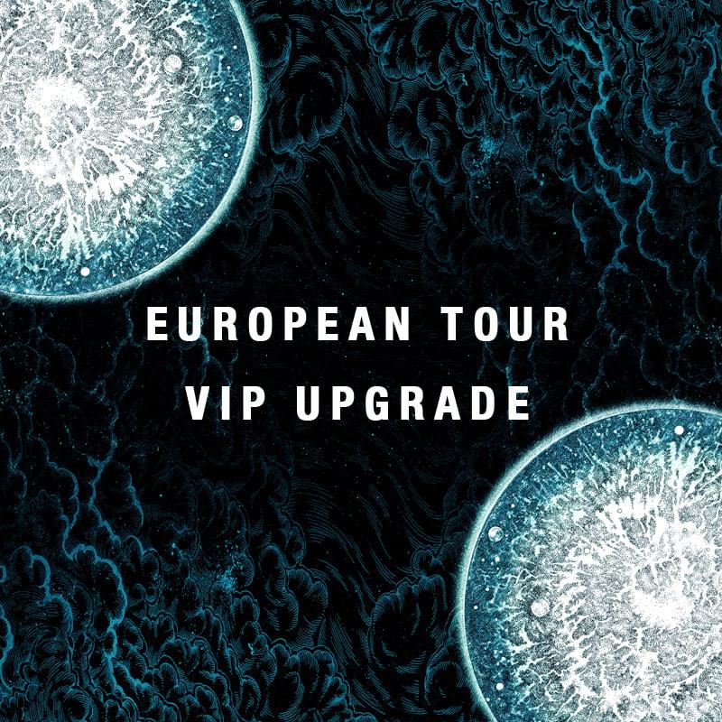 Image of EU TOUR VIP UPGRADE: 04.12. - BRISTOL (UK)