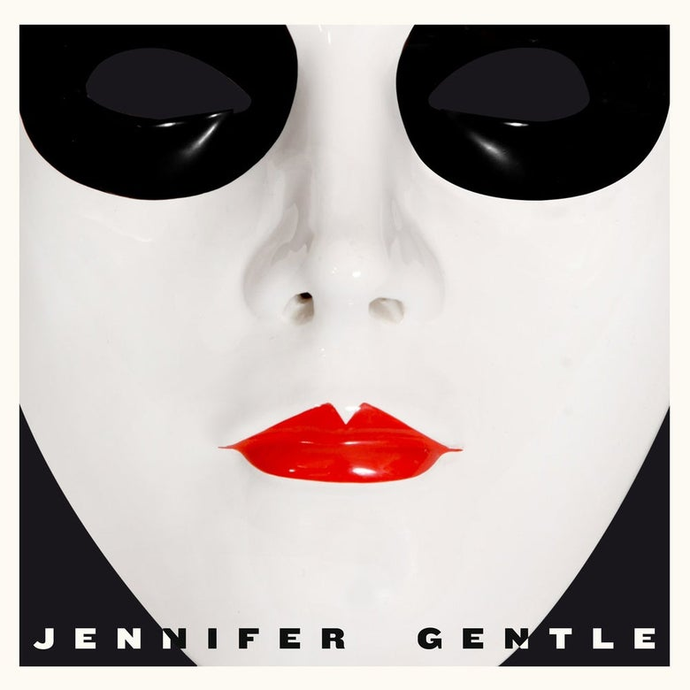 Image of JENNIFER GENTLE - Jennifer Gentle 2xLP  [ltd.400 BLACK Vinyl]