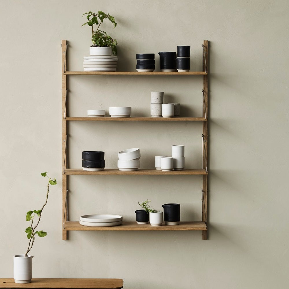 Image of Shelf library system by Frama