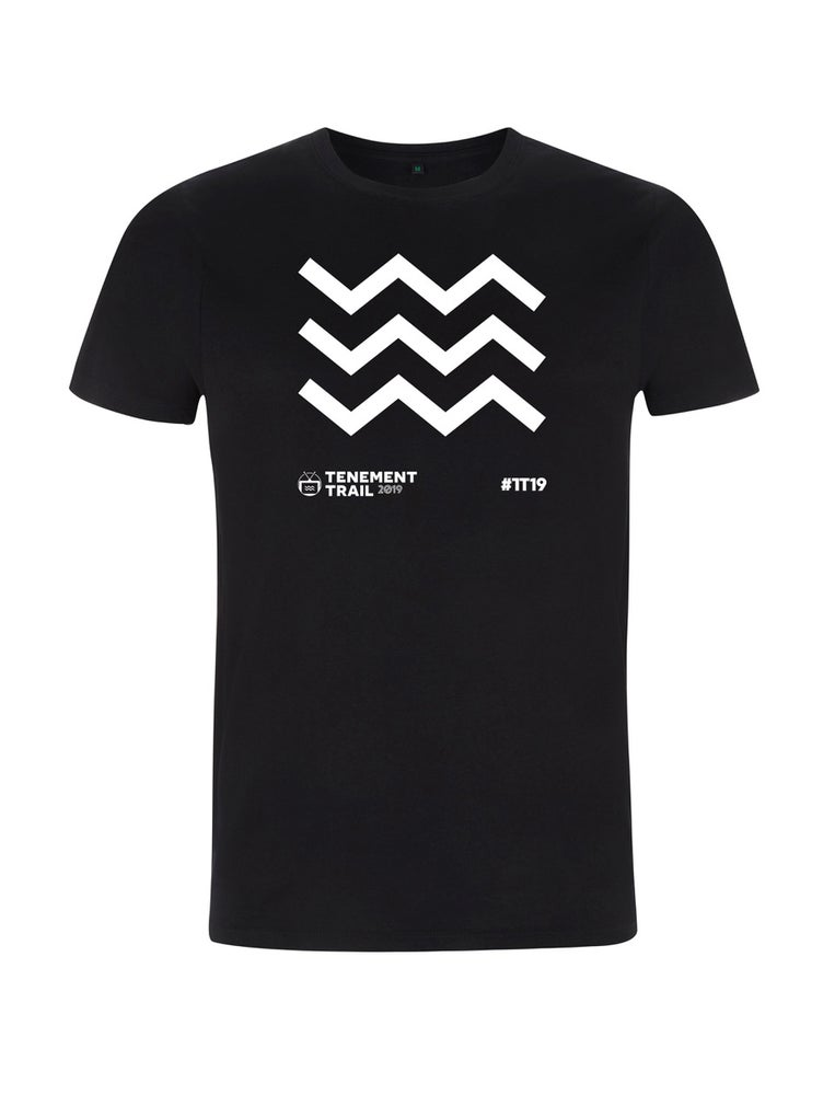 Image of TENEMENT TRAIL BLACK T-SHIRT