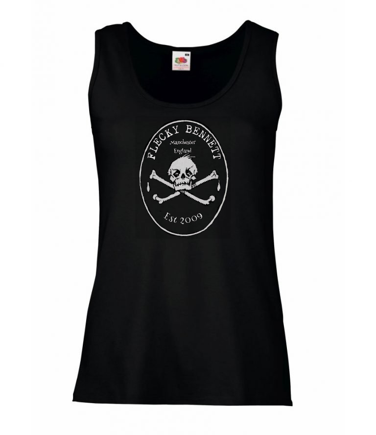 Image of FLECKY BENNETT LADIES VEST TOP FREE P&P