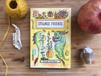 Image of Strange Friends