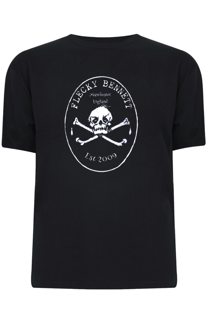 Image of Flecky Bennett Logo T Shirt FREE P&P