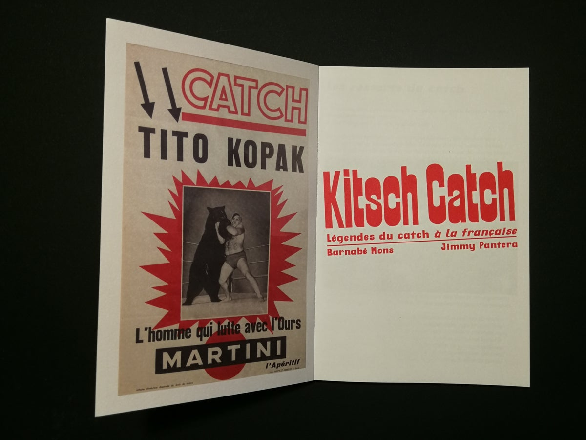 Image of EDPATHS16 / KITSCH CATCH