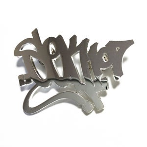 Image of Big Handstyle Pin
