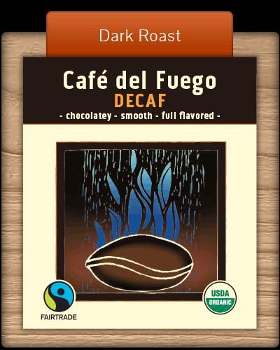 Image of Café del Fuego - Decaf