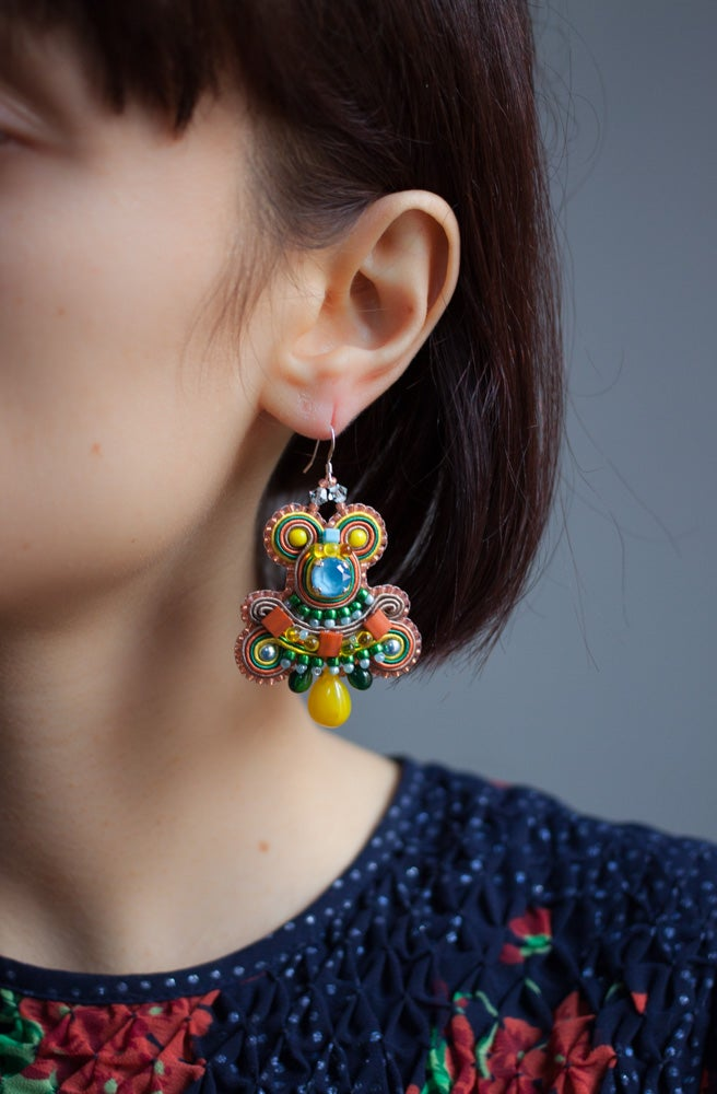 Image of Steady Earrings - Shona