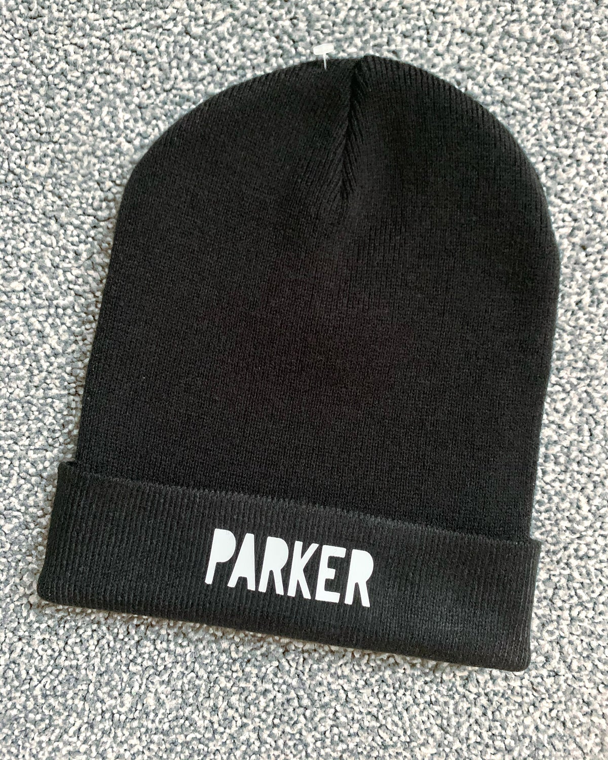 Image of Personalised Beanie