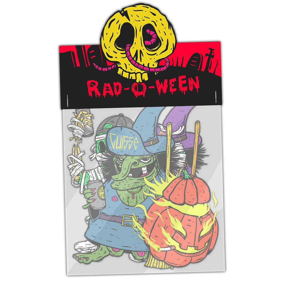 Rad-O-Ween Halloween Decoration Pack