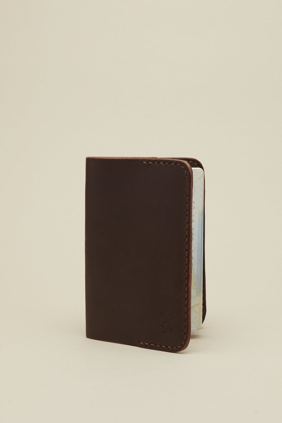 Image of Passport Case in Walnut