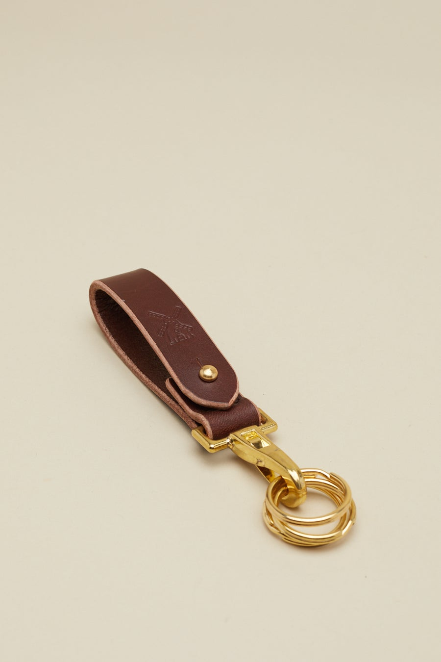 Image of Lanyard in Chestnut