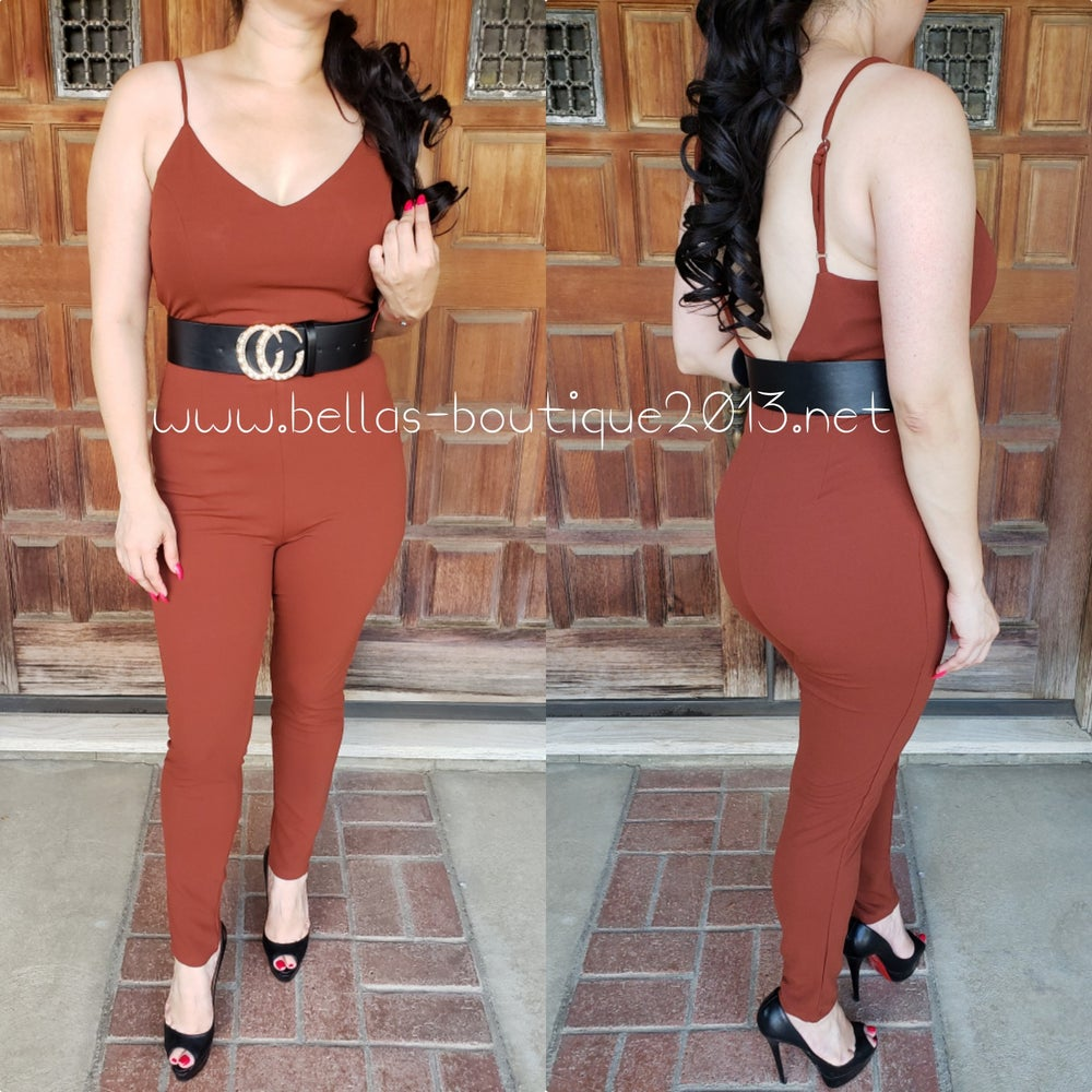 Image of Fabie Jumpsuit