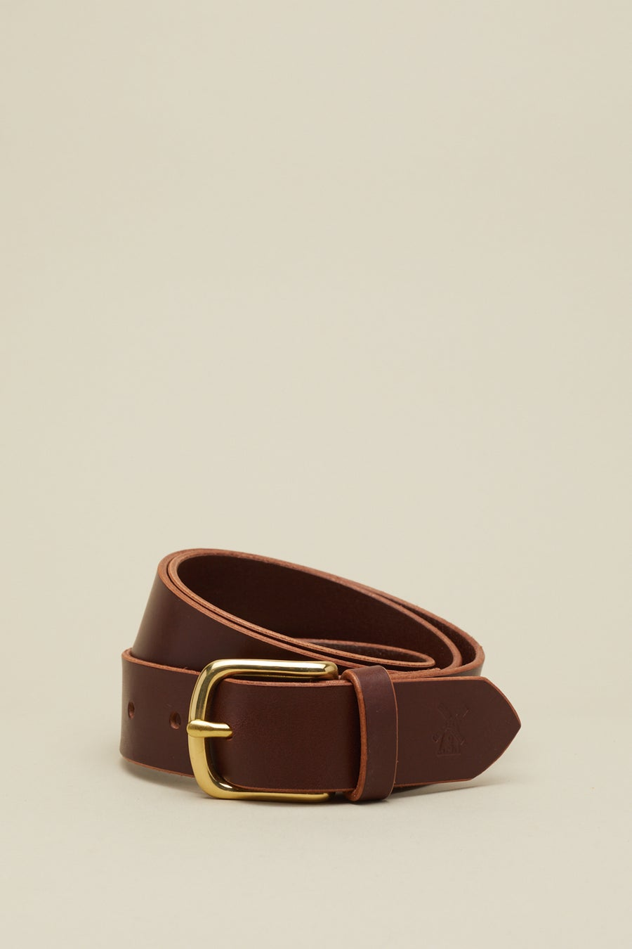 Image of Classic Buckle in Chestnut