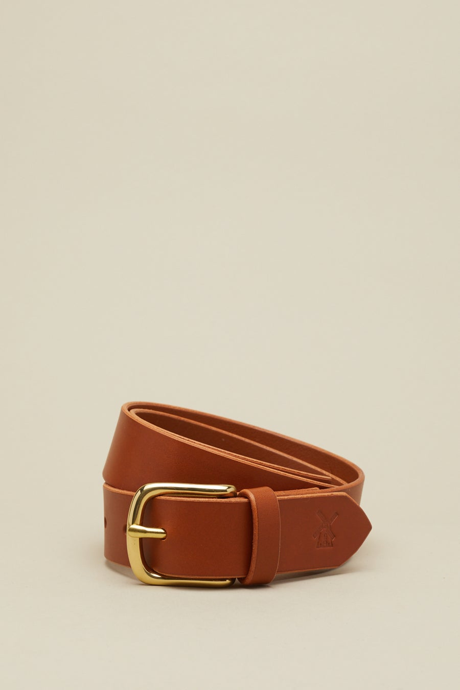 Image of Classic Buckle in Tan