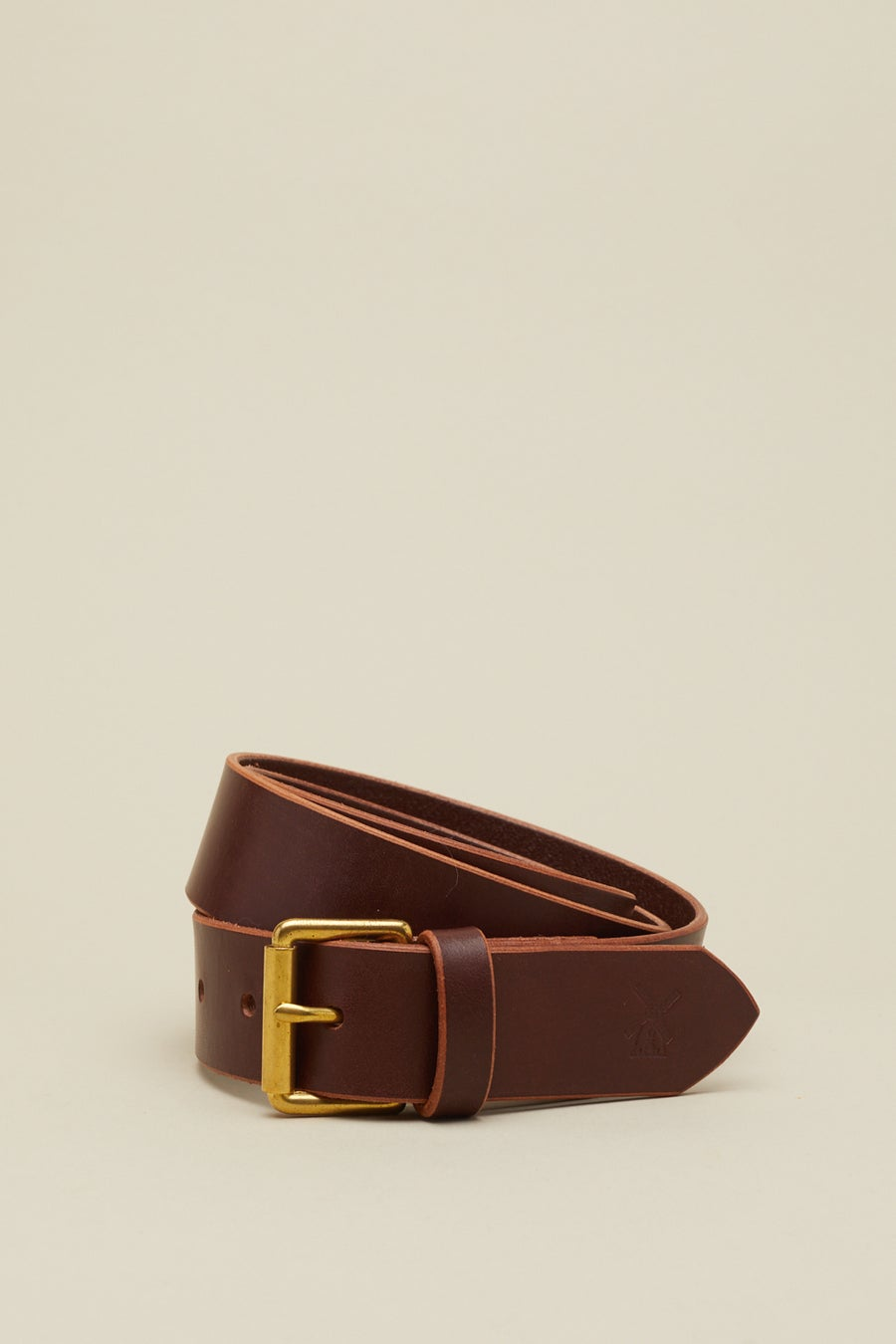 Image of Roller Buckle in Chestnut