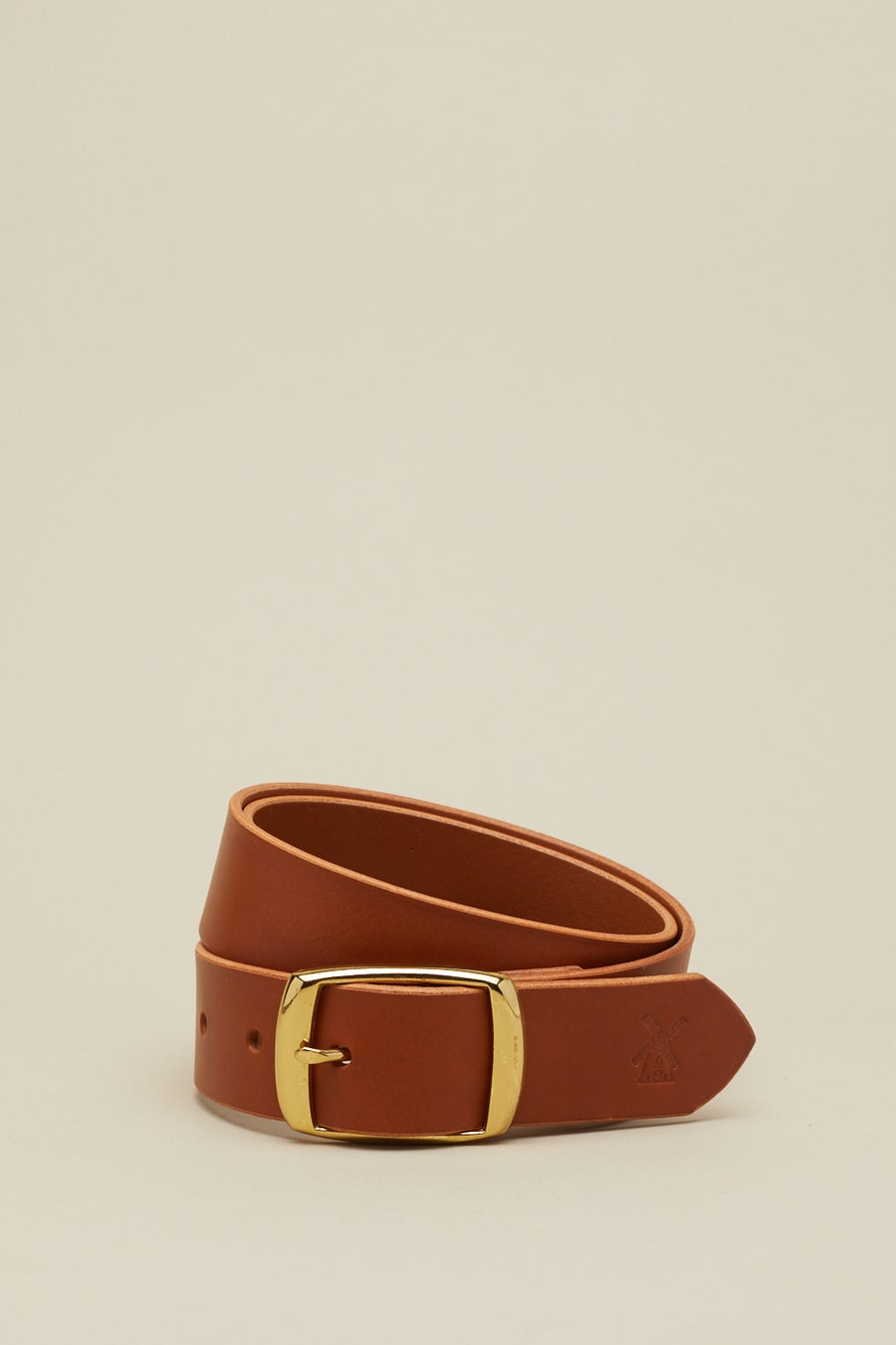 Image of Square Buckle in Tan