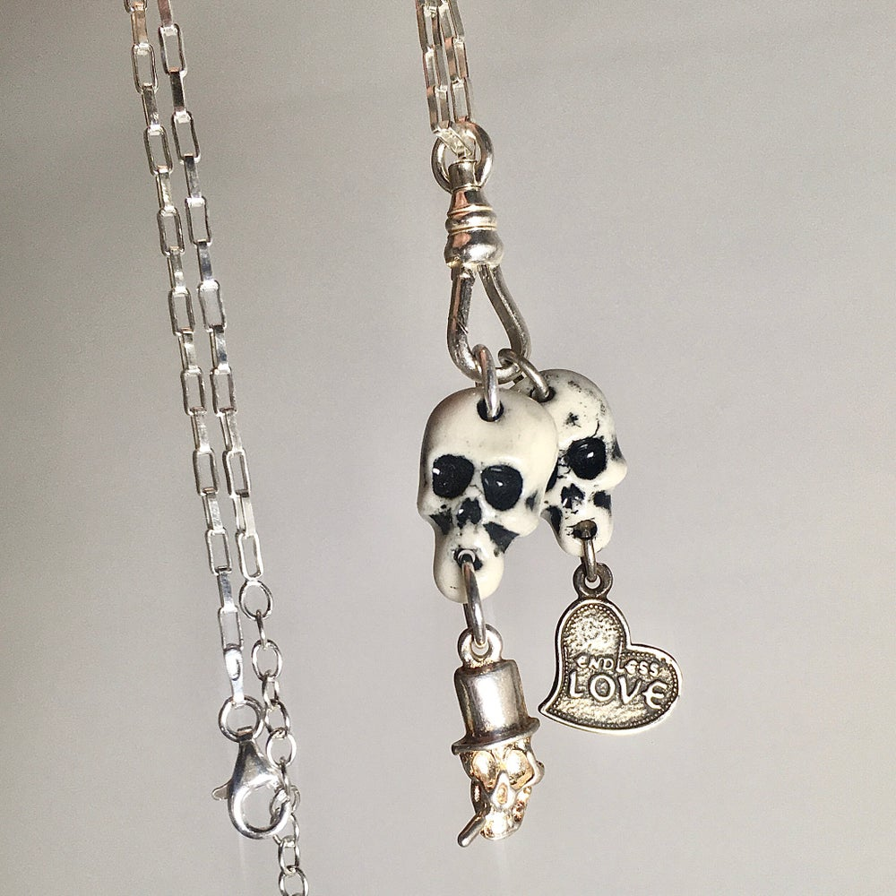 Image of Hungry Skull talismans