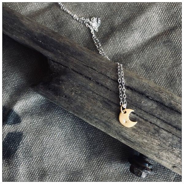 Image of Little Lunar necklace