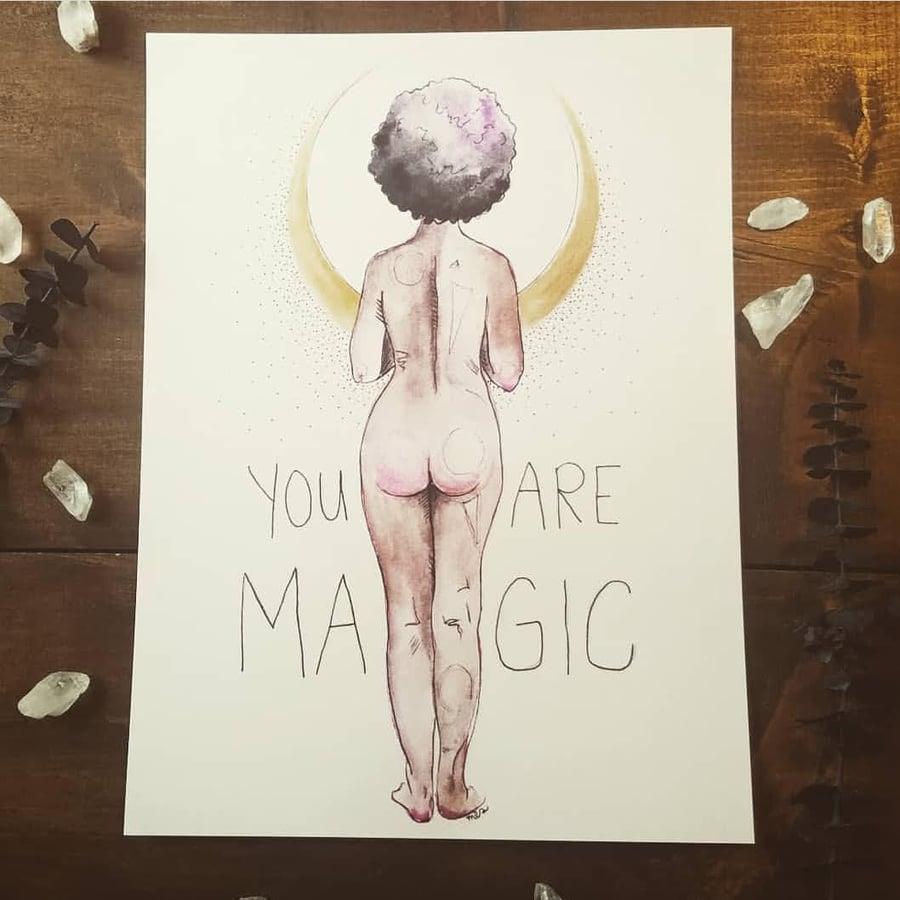 Image of You Are Magic Bum