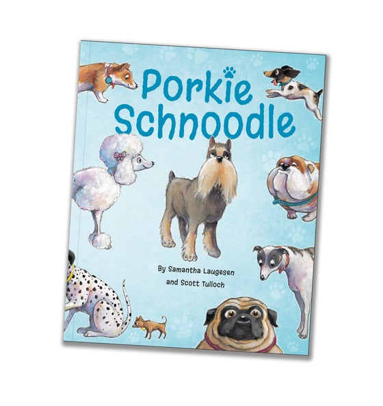 Image of NEW Porkie Schnoodle