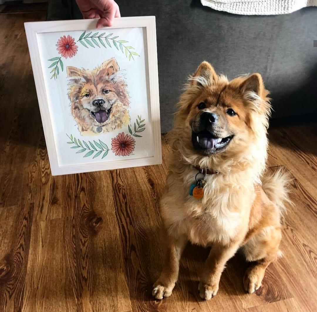Image of Pup Portrait DEPOSIT