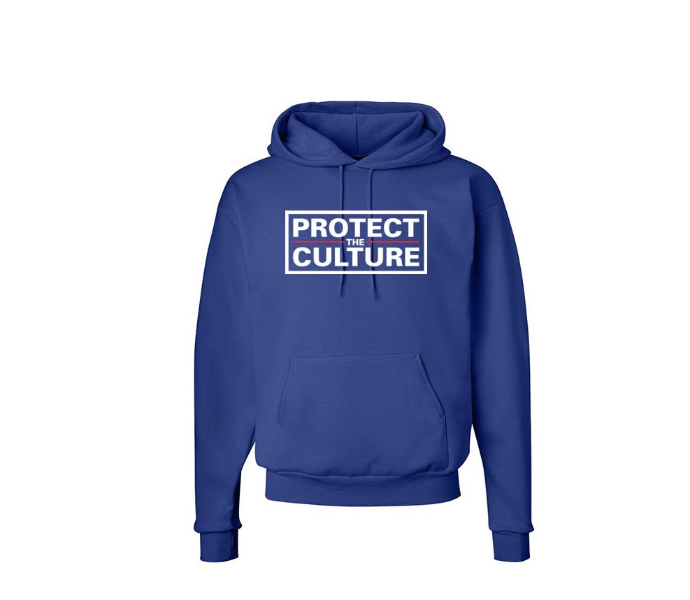 Image of [ Limited Edition ] Protect the Culture Hooded Sweatshirt