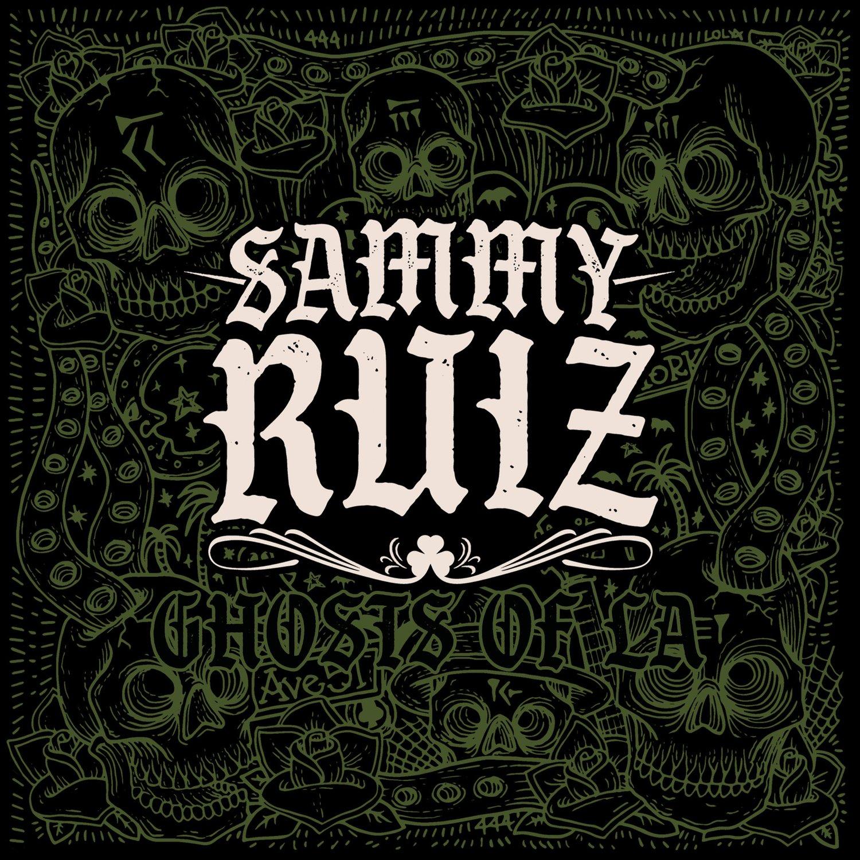 "Image of Sammy Ruiz - ""Ghosts of LA"" CD"