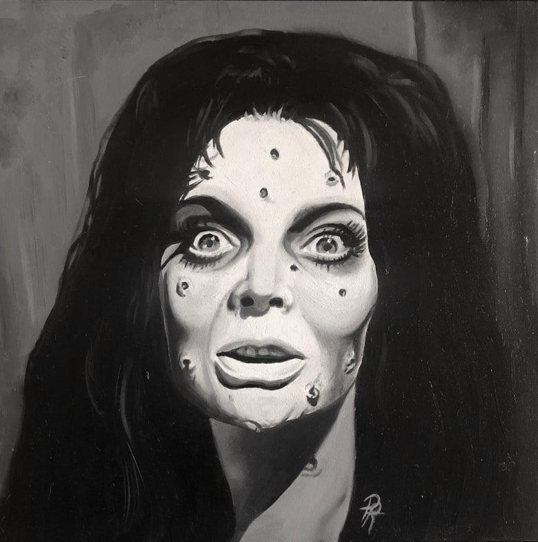 Image of Barbara Steele - Black Sunday